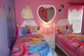 Disney Princess Themed Bedrooms