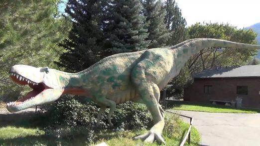 Eccles Dinosaur Park Garden 19