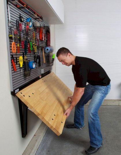 Good Ideas About Garage Workbench No 20
