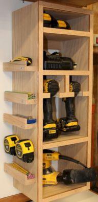 Good Ideas About Garage Workbench No 4