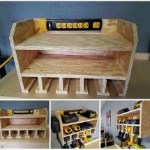 Good Ideas About Garage Workbench No 44
