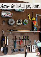 Good Ideas About Garage Workbench No 5