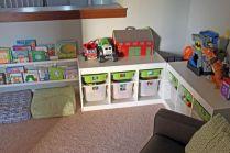 IKEA Toy Room Storage Idea