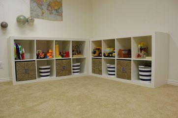 IKEA Toy Room Storage Ideas