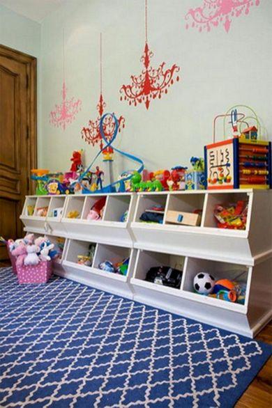 Kids Playroom Storage Bin