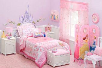 Little Girl Princess Bedroom Ideas