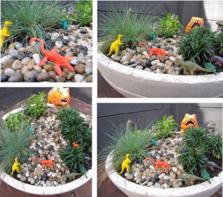 Make A Dinosaur Garden 11