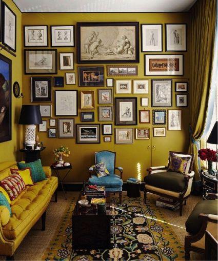 Maximalist Interior Design Ideas No 60