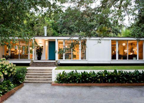 Mid Century Modern Prefab Homes