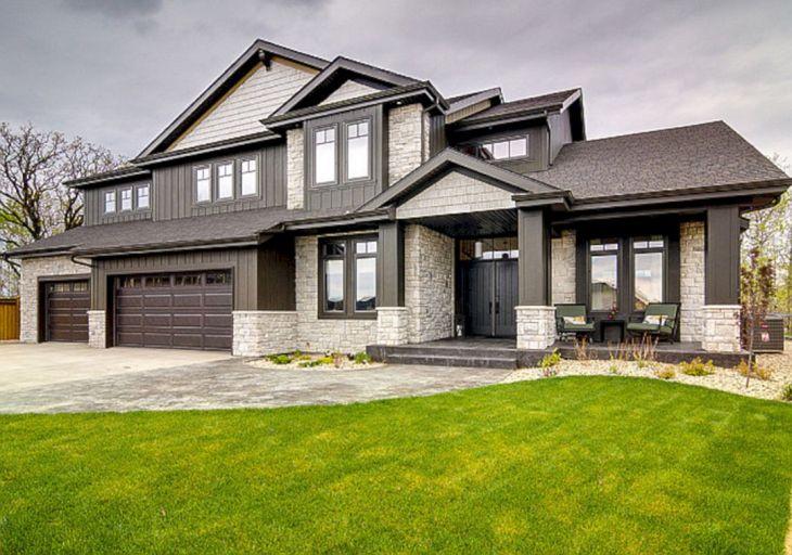 Modern Exterior Home Paint Colors