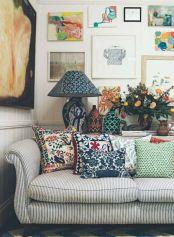 1501 Cozy Sofa Pillow Ideas For Awesome Living Room