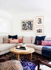 2101 Cozy Sofa Pillow Ideas For Awesome Living Room