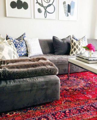 4301 Cozy Sofa Pillow Ideas For Awesome Living Room