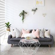 5101 Cozy Sofa Pillow Ideas For Awesome Living Room