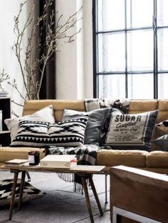 5401 Cozy Sofa Pillow Ideas For Awesome Living Room