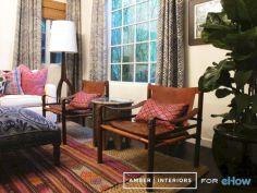 Amber Interiors Layering Rugs