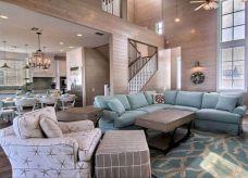 Beach House Living Room Furniture Design