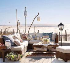 Beach House Outdoor Furniture