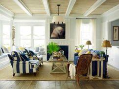 Beach Living Room Interior Design