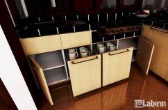 Beautiful Kitchen Set Minimalis
