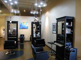 Beauty Salon Interior Design 1