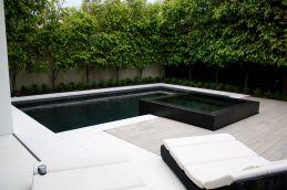 Black Tile Swimming Pools Ideas