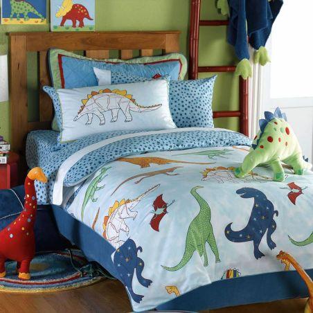 Boys Dinosaur Bedding Set