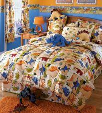 Boys Dinosaur Beddings