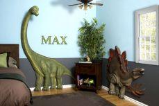Boys Dinosaur Bedroom Ideas