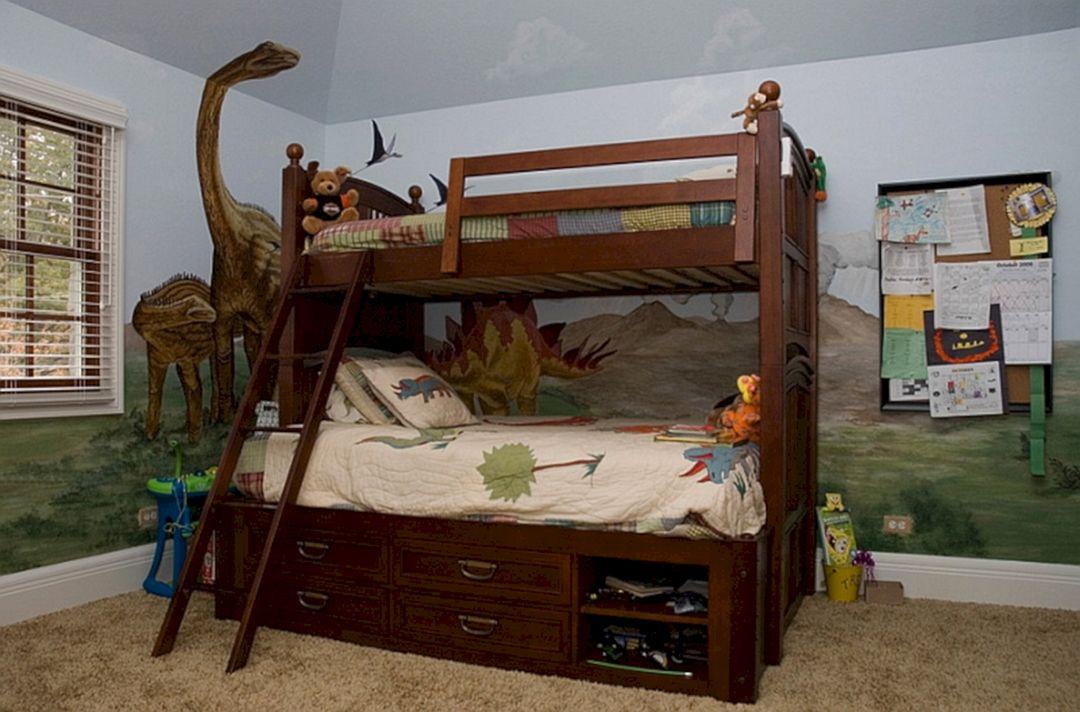 Boys Room Dinosaur Theme Bedroom Ideas Decoredo