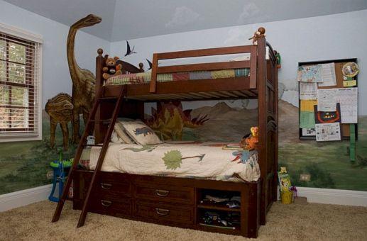 Boys Room Dinosaur Theme Bedroom Ideas