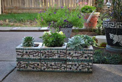 Cinder Block Garden Ideas Design