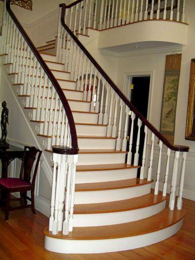 Custom stairways
