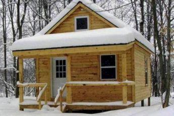 Deer Hunting Cabin Plans