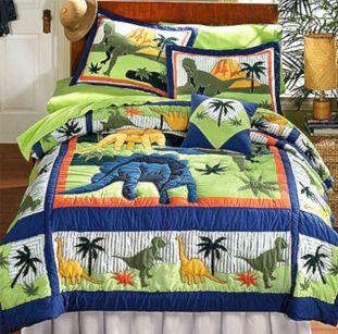Dinosaur Bedding for Full Size Bed