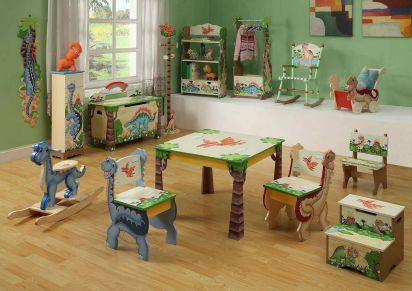 Dinosaur Kids Room