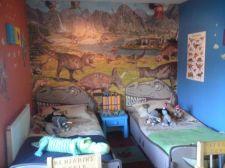Dinosaurs Themed Bedroom