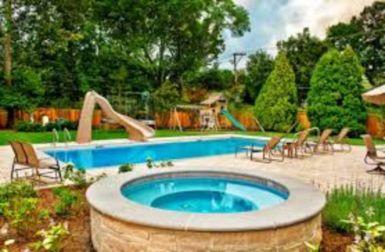 Fresh Backyard Pool Ideas