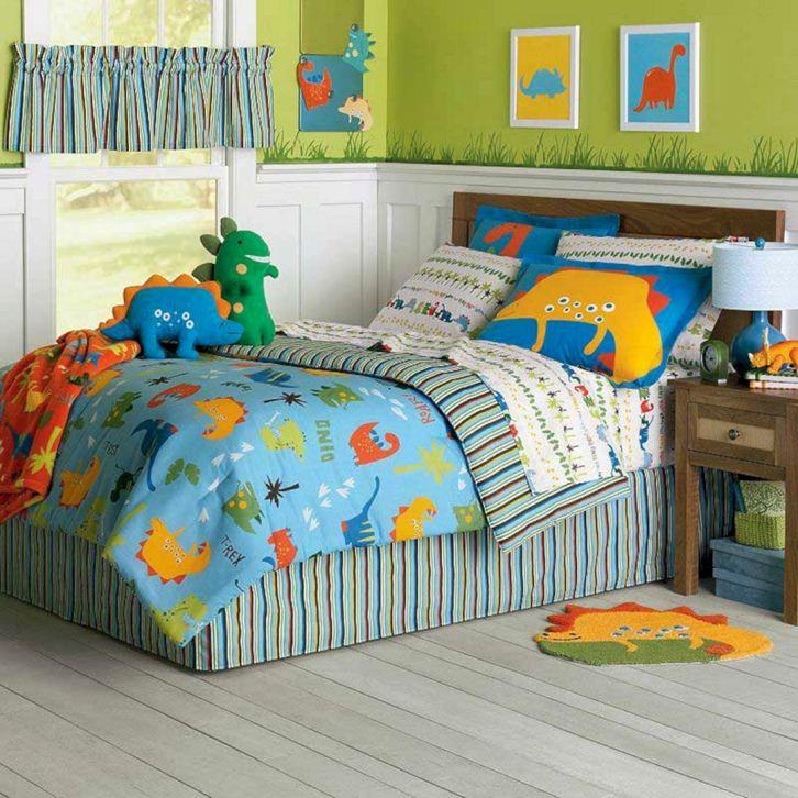 Full Size Dinosaur Bedding Sets Boy