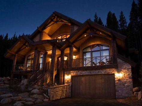 HGTV Dream Home Wood Ideas