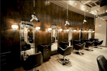 Hair Salon Interior Design 6