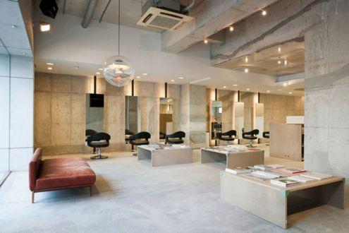 Hairs Salon Interior Design