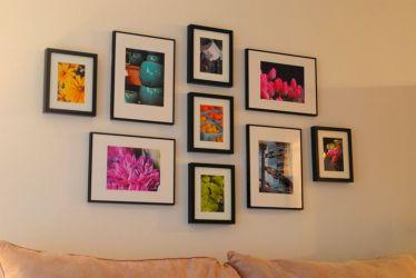IKEA Frame Gallery Wall