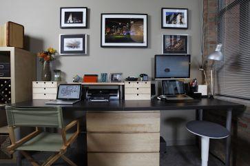 IKEA Home Office Design Idea