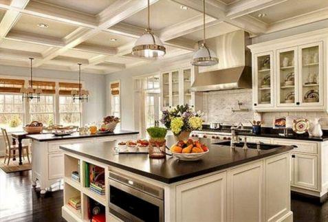 Kitchen Island Design Idea