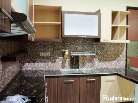 Kitchen Set Minimalis Design Idea