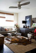 Layering Rug Living Room
