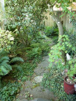 Low Maintenance Small Urban Gardens
