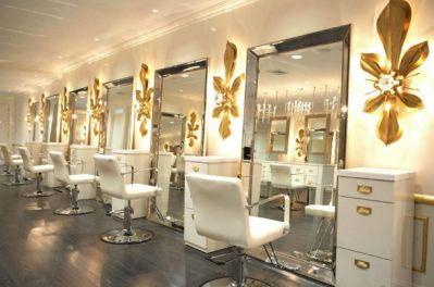 Luxury Hair Salon Designs