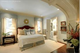 Luxury Master Bedroom Suites